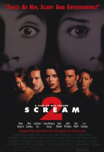 Scream 2 kapak