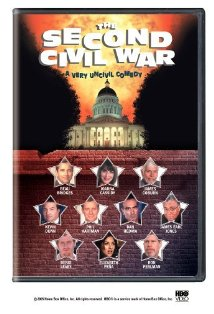 The Second Civil War kapak