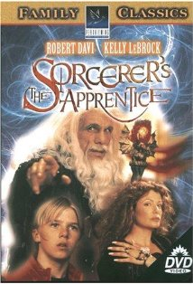 The Sorcerer's Apprentice kapak