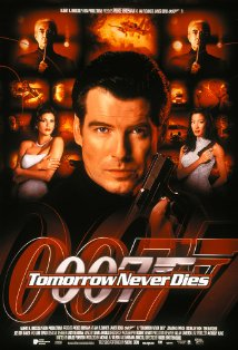 Tomorrow Never Dies kapak