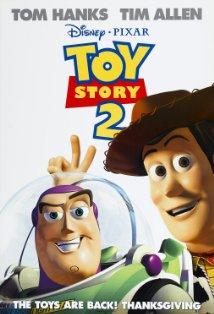 Toy Story 2 kapak