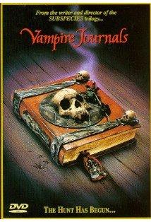 Vampire Journals kapak