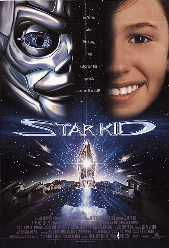Star Kid kapak