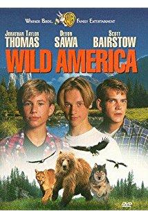 Wild America kapak