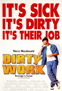 Dirty Work kapak