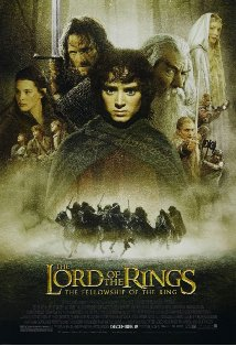 The Lord of the Rings: The Fellowship of the Ring kapak