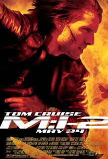 Mission: Impossible II kapak