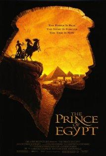 De prins van Egypte kapak