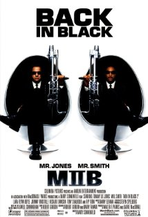 Men in Black II kapak