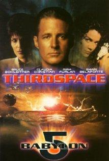 Babylon 5: Thirdspace kapak