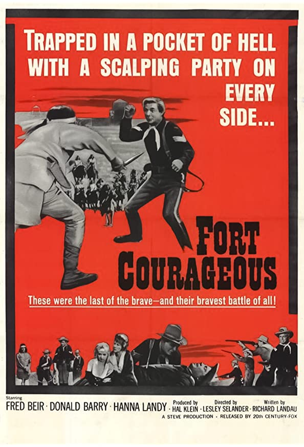 Fort Courageous kapak