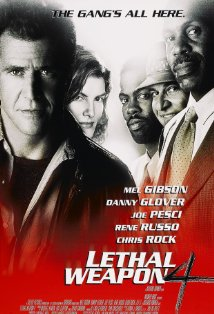 Lethal Weapon 4 kapak