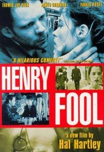 Henry Fool kapak