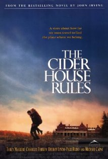 The Cider House Rules kapak