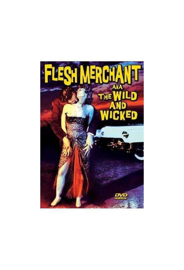 The Flesh Merchant kapak
