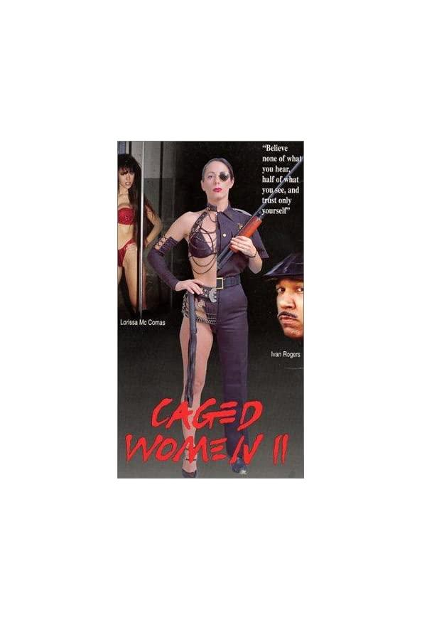 Caged Women II kapak