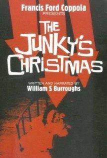The Junky's Christmas kapak