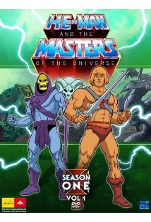 He-Man and the Masters of the Universe kapak