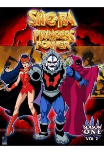 She-Ra: Princess of Power kapak