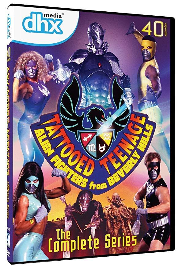 Tattooed Teenage Alien Fighters from Beverly Hills kapak
