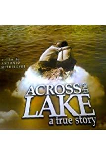 Across the Lake kapak