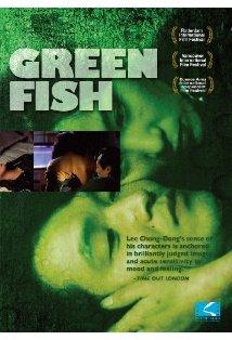 Green Fish kapak