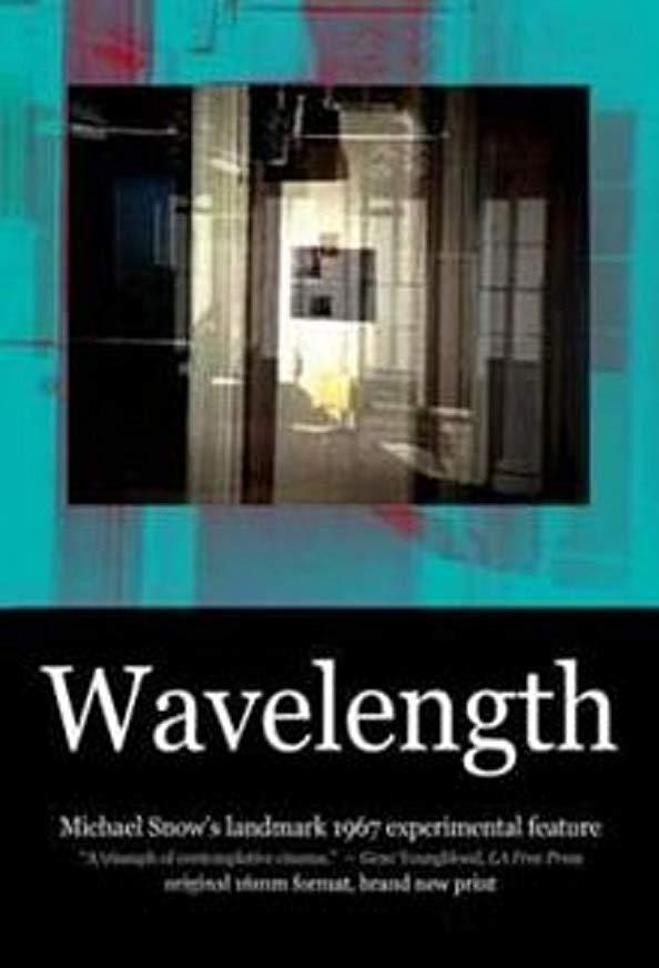Wavelength kapak