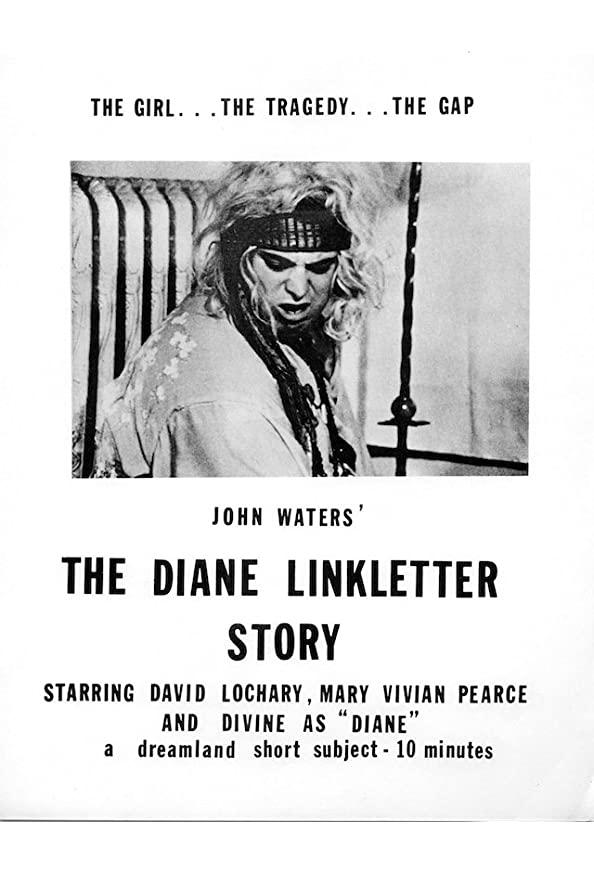 The Diane Linkletter Story kapak