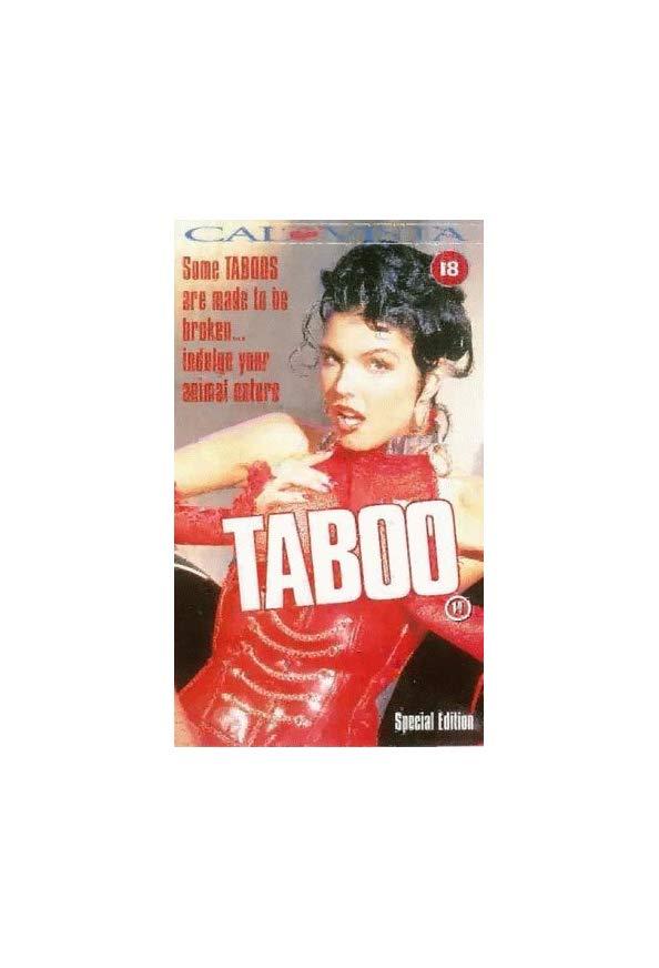 Taboo 14: Kissing Cousins kapak