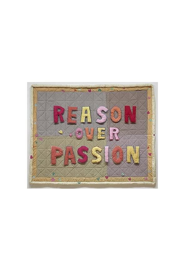 Reason Over Passion kapak
