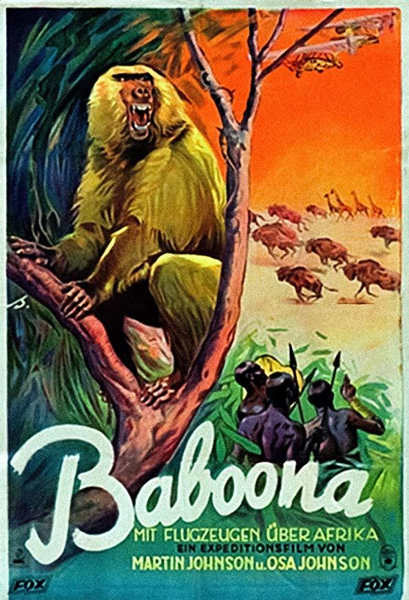 Baboona kapak