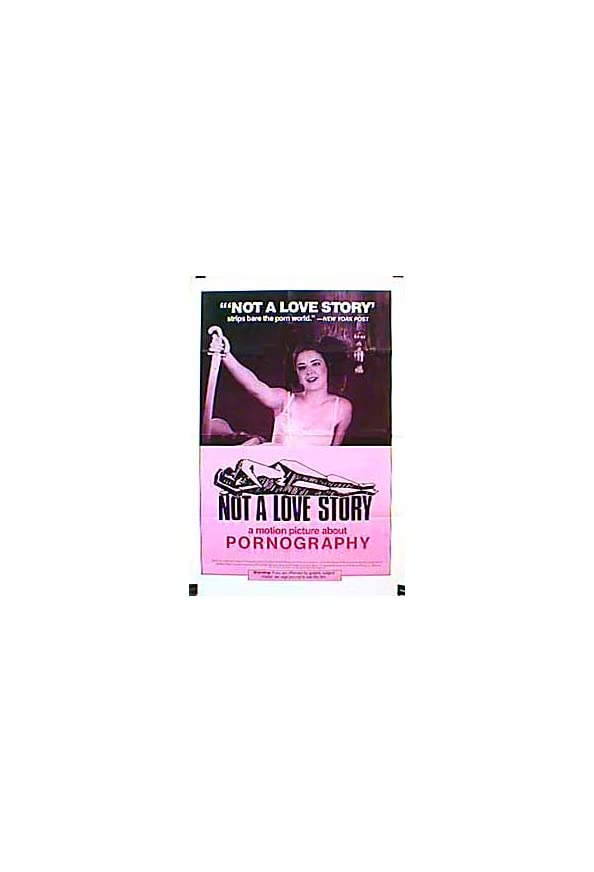 Not a Love Story: A Film About Pornography kapak