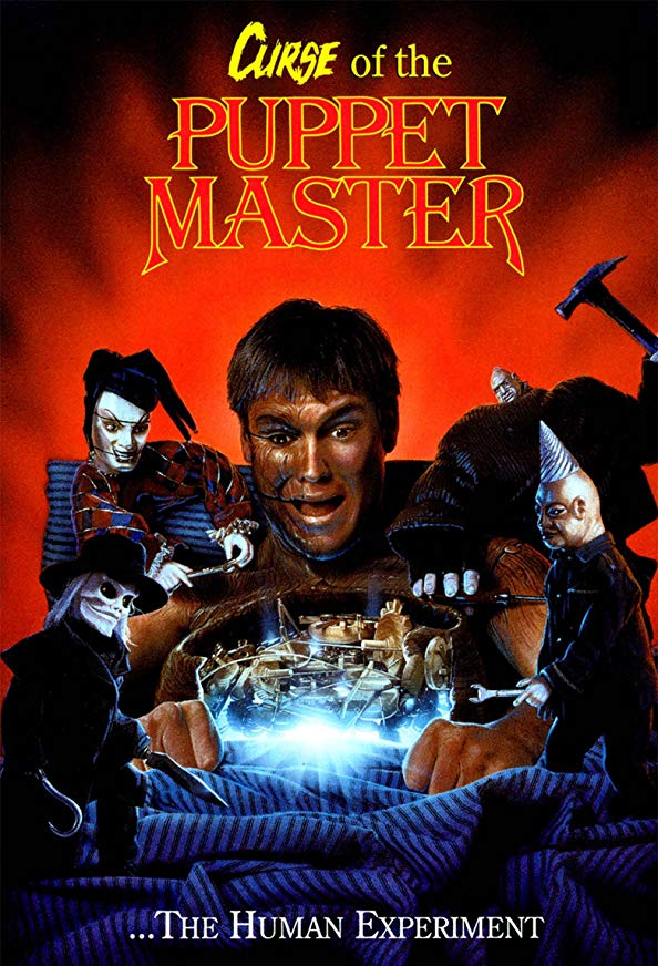 Curse of the Puppet Master kapak