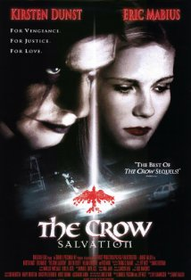 The Crow: Salvation kapak