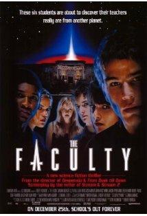 The Faculty kapak