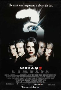 Scream 3 kapak