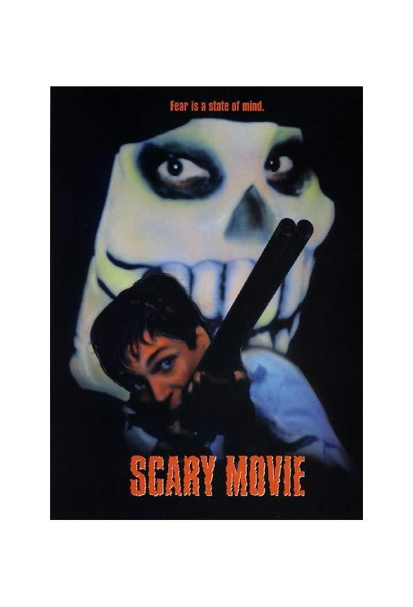 Scary Movie kapak