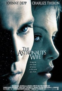The Astronaut's Wife kapak