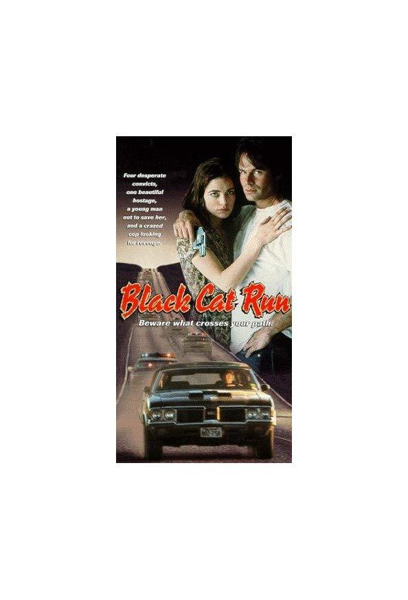 Black Cat Run kapak
