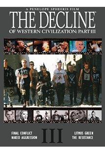 The Decline of Western Civilization Part III kapak