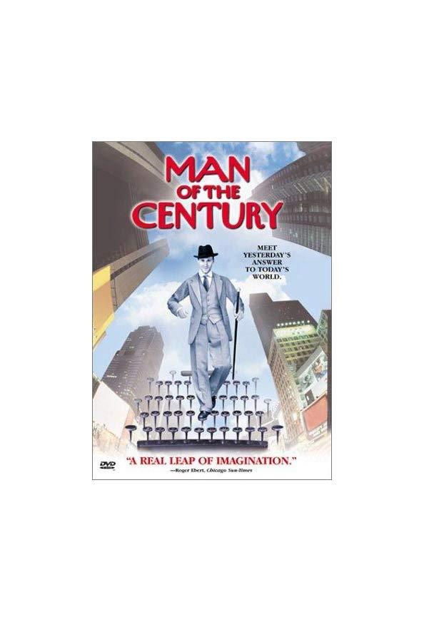 Man of the Century kapak