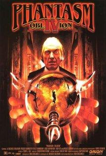 Phantasm IV: Oblivion kapak