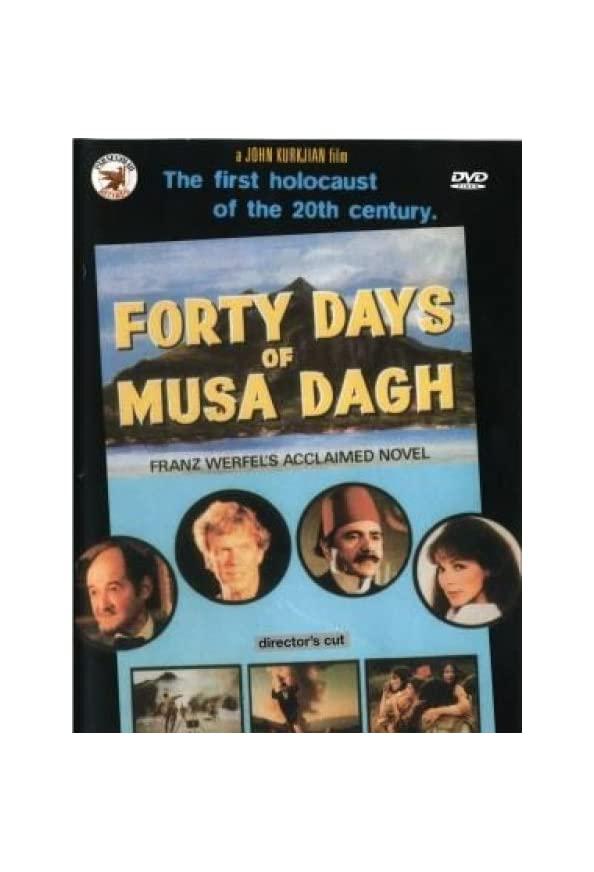 Forty Days of Musa Dagh kapak