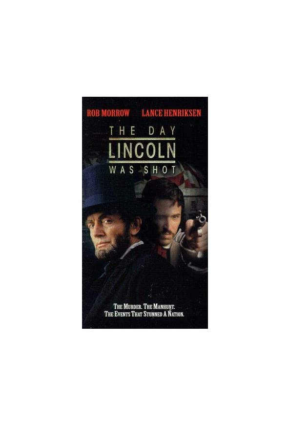 The Day Lincoln Was Shot kapak
