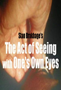 The Act of Seeing with One's Own Eyes kapak