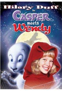Casper Meets Wendy kapak
