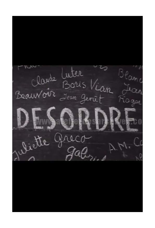 Disorder kapak