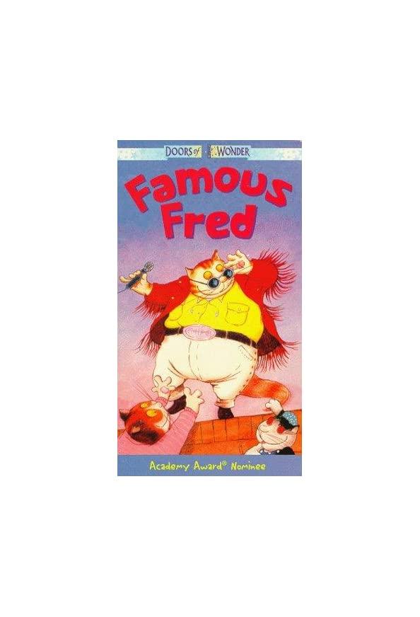 Famous Fred kapak