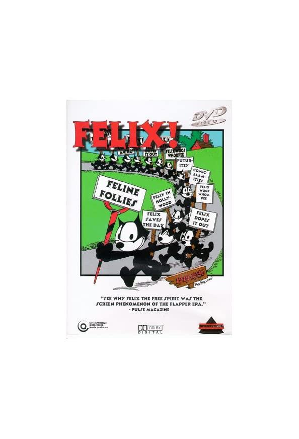 Felix All Puzzled kapak