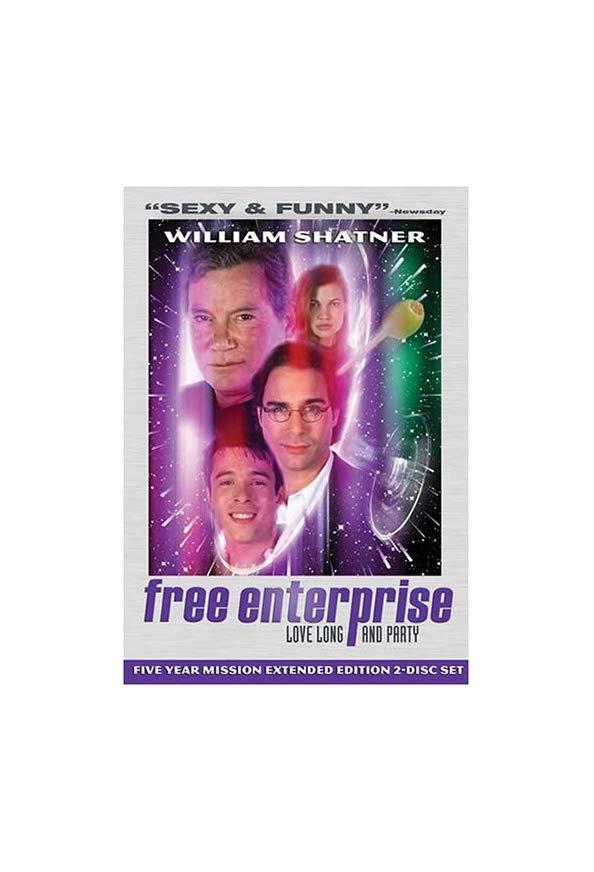 Free Enterprise kapak